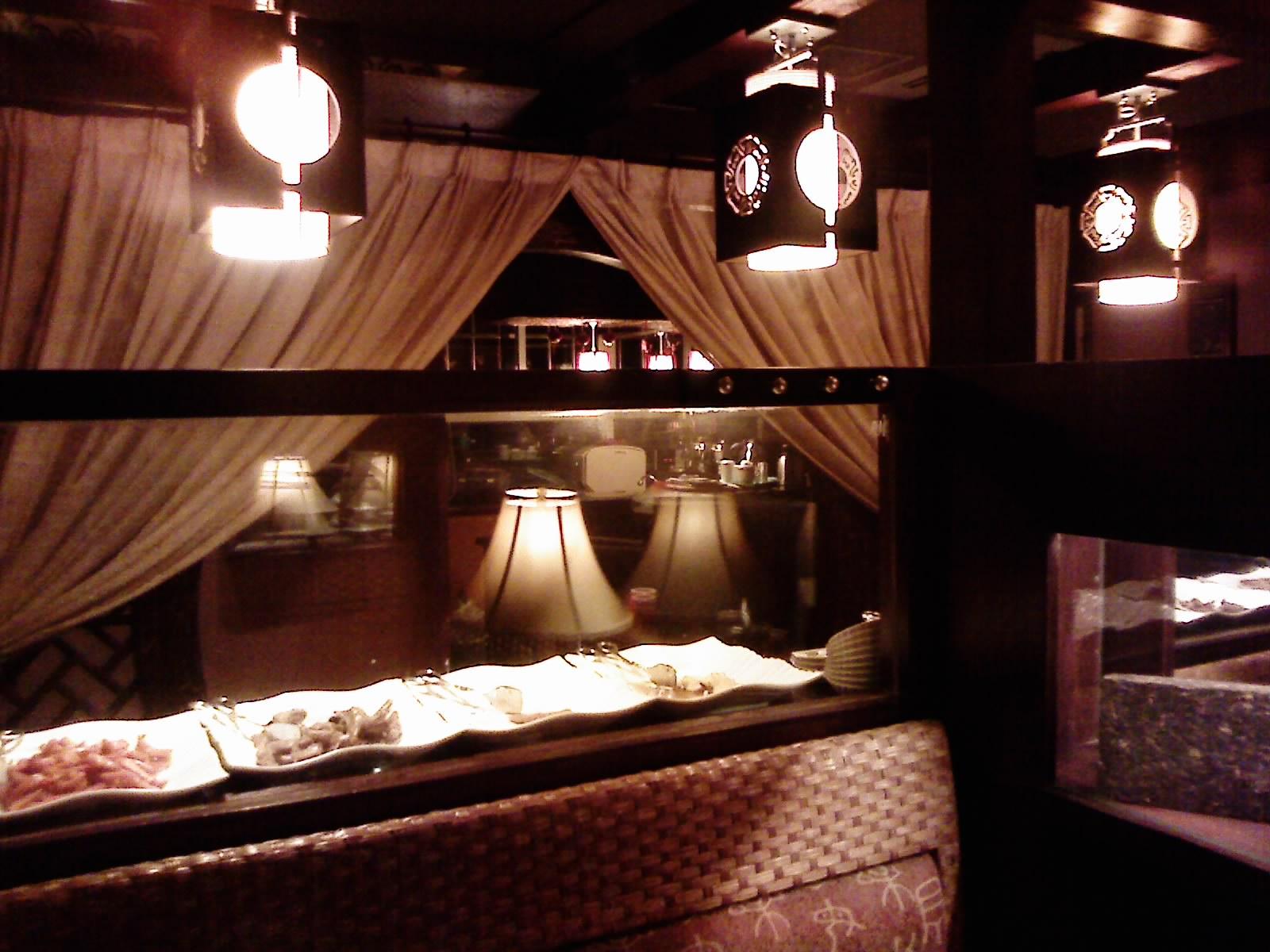 かつらには関係無いですが、雰囲気の良い中国のレストランです